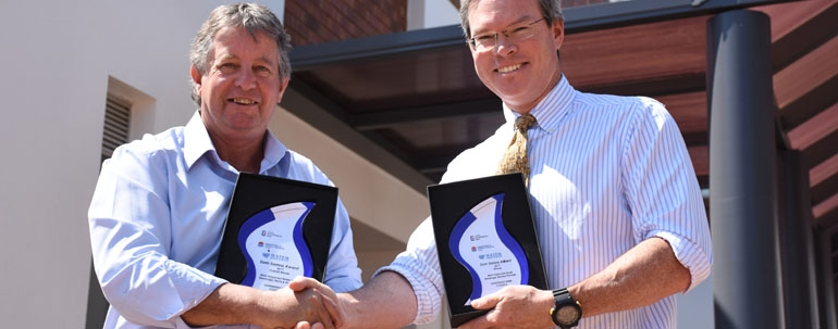 Council takes top gong at state water awards