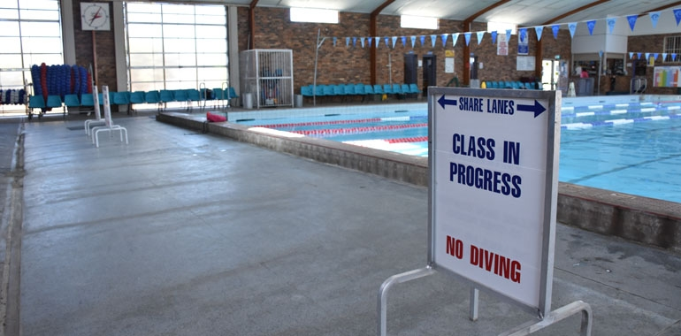 Gunnedah heated pool facilities to receive a facelift