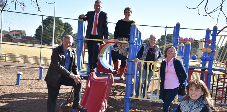 Livvi's Place Inclusive Playground moves one step closer
