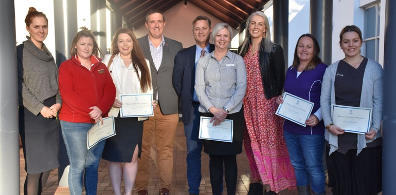 Business Partner Program supports eight local businesses and organisations