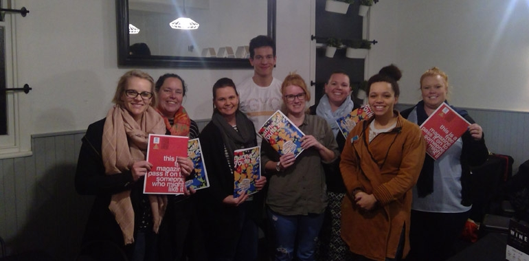Young people showcase their creative talent in Gunnedah's first Youth Zine